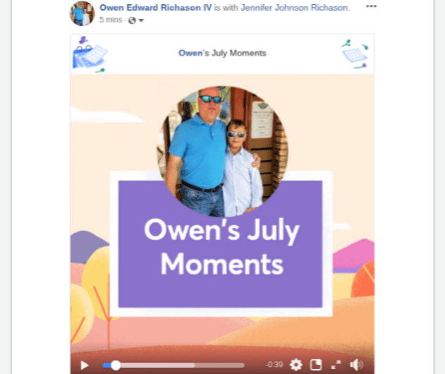 2019 Facebook July Moments Video Rolls Out to Android, iOS, and Desktop