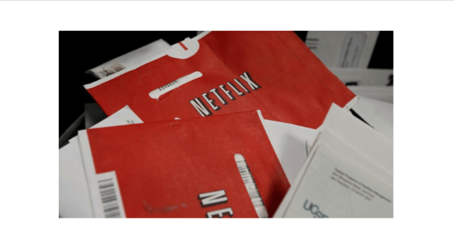 Netflix has Successfully Shipped 5 Billion Discs to Customers