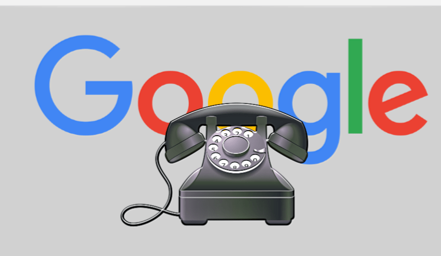 Google Goofs, Lists Wrong Number for Its Product Hotline and No One Noticed for Months