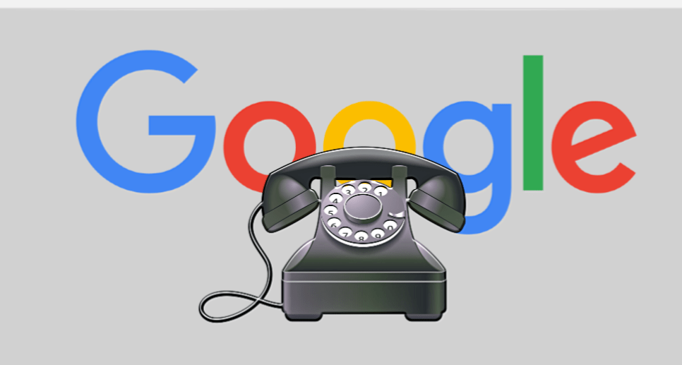 wrong Google product hotline phone number