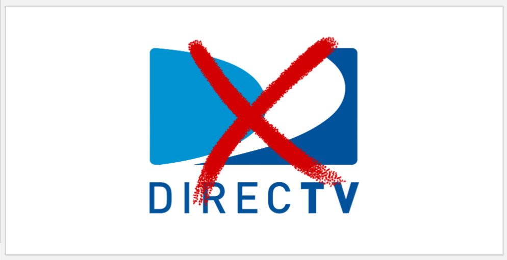 DirecTV 1 million Q3 2019 forecast subscriber loss