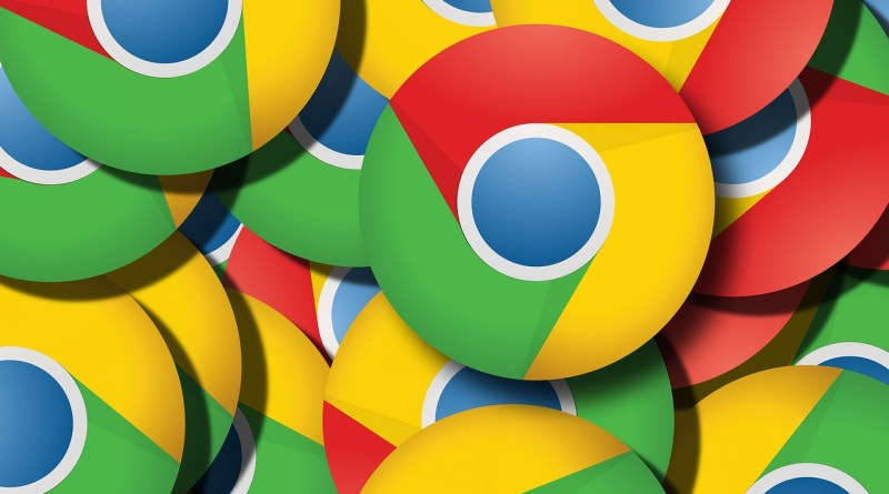 Google Chrome cross-devices web page sharing