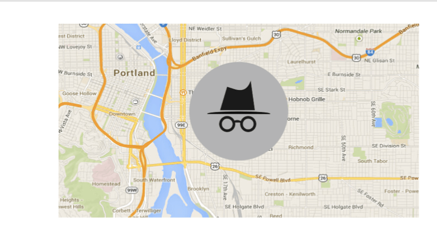 Google is Testing an Incognito Mode for Google Maps with a Limited Group of Users