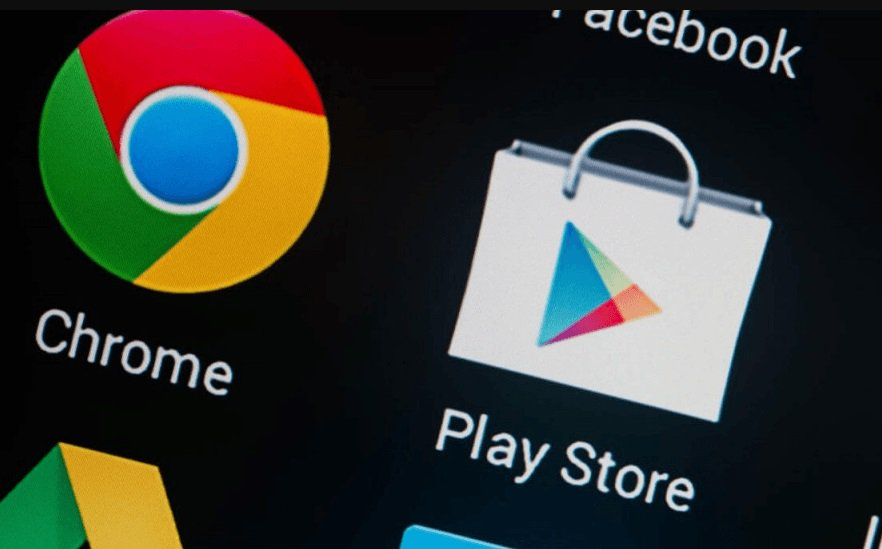 Google Play Store incognito mode