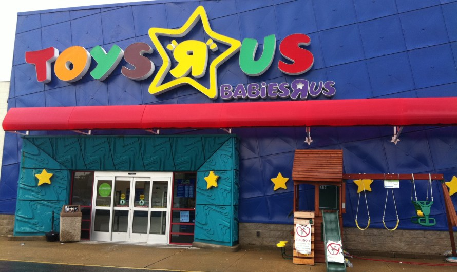 Toys 'R' Us Unveils a New Website, but it's Actually Powered by Target