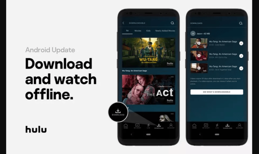 Hulu Releases Offline Download Option for Android Devices — but There are Some Limitations