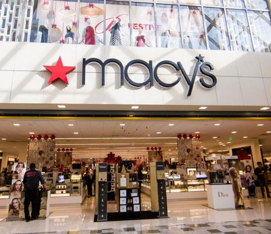 Macy's is Warning Customers its Website Leaked Credit Card Information Out to Hackers for a Week
