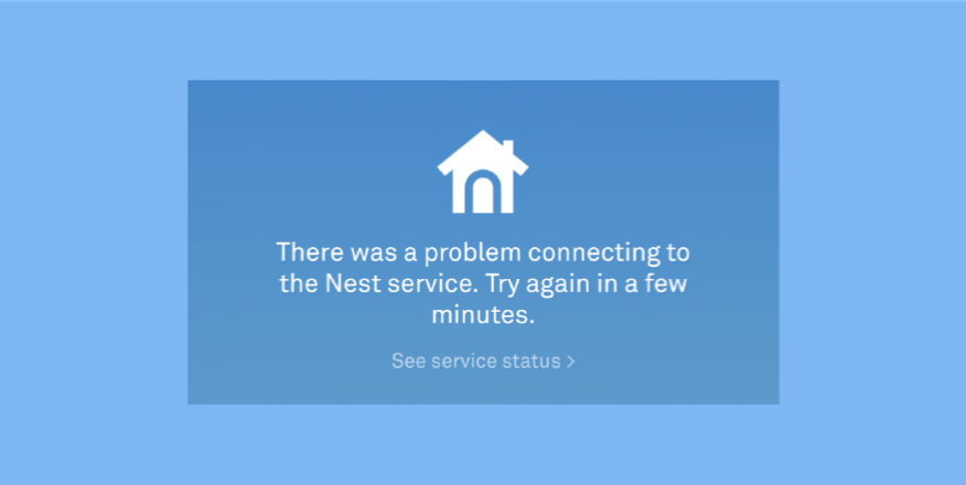 Nest is Down, Customers Worldwide Report Outages