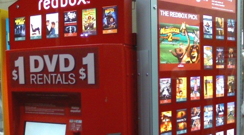 Redbox stops selling Disney movie codes