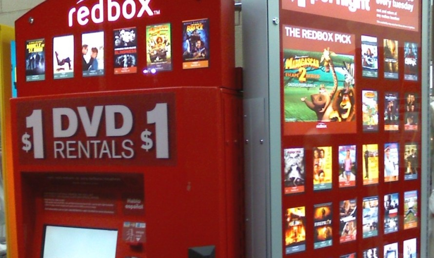 Redbox will No Longer Sell Disney Movie Codes after Settling Lawsuit