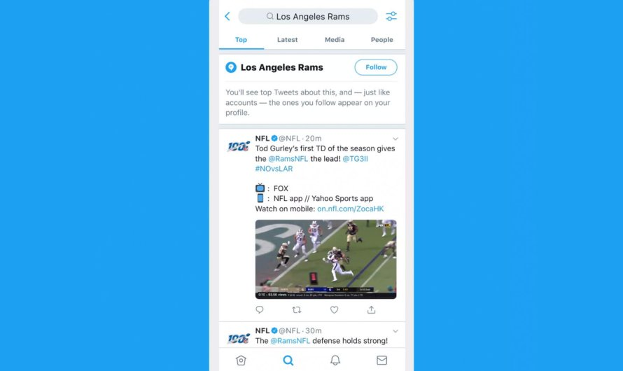 Twitter will Now Let Users Follow Topics, not Just Individual Profiles, Starting November 13th