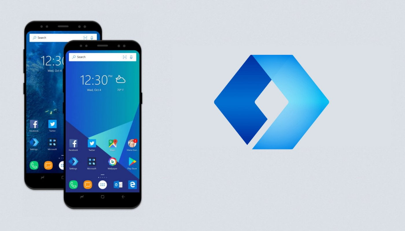 Microsoft Launcher Android version 6