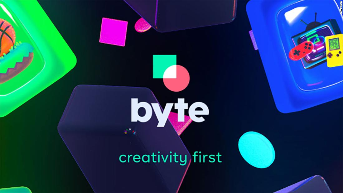Byte App Nike Ad Campaign Hits the Platform