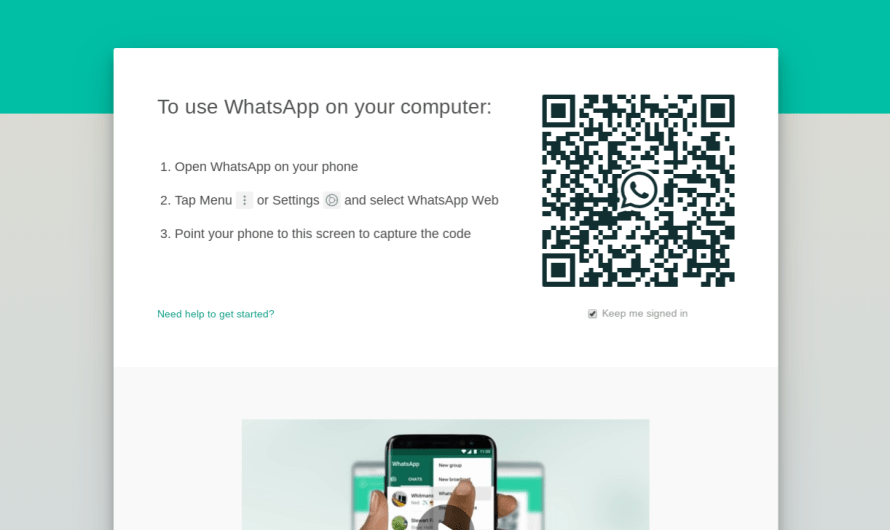 WhatsApp is Apparently Working on a Dark Theme for its Web App and Desktop Site