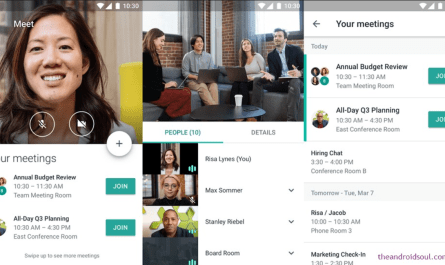 Google changes Hangouts name to Google Meet