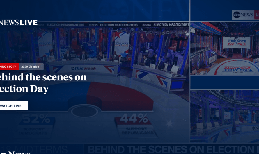 ABC News Releases its Own Live App for Android TV