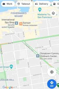 new Google Maps icon business ads