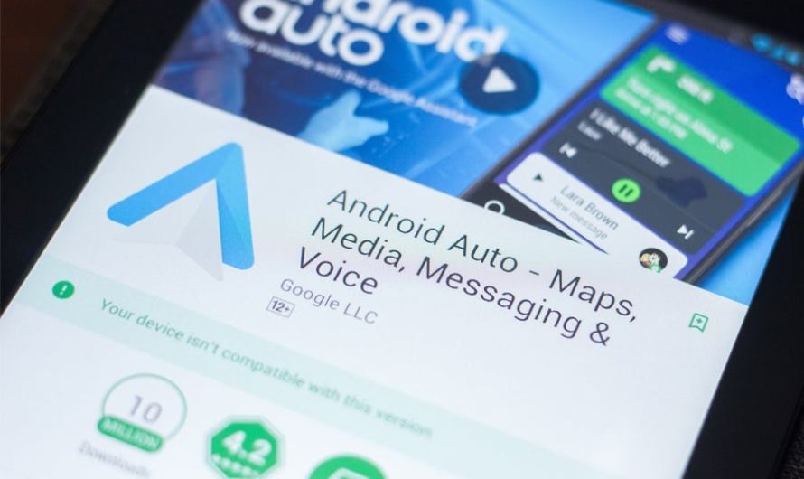 Android Auto Surpasses 500 Million Installs from the Google Play Store