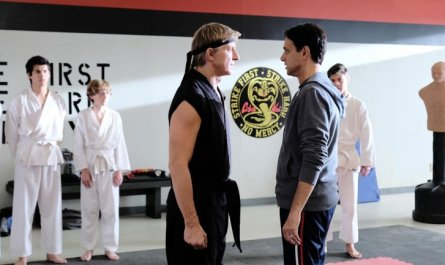 Netflix will Stream Seasons 1 and 2 of Cobra Kai in August of this Year