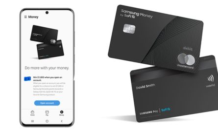 the Samsung Money debit card is now available in the US