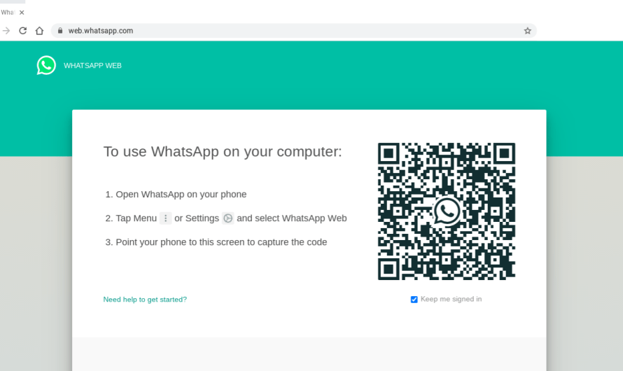 WhatsApp Appears to be Working on a Fingerprint Login Option for its Desktop Site