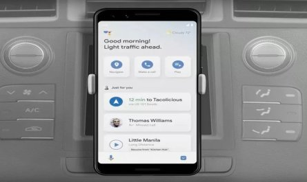Google Assistant Driving Mode Now Appears on Android