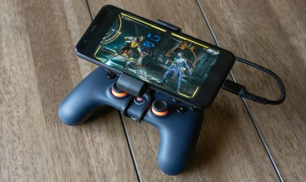 Google Stadia mobile data streaming support goes live