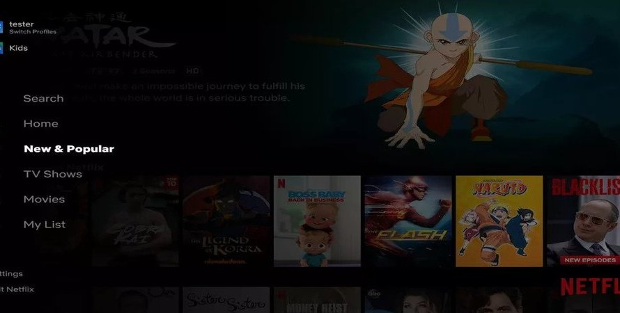 Netflix just Made it a Little Easier to Discover Something New to Watch on its TV Platform