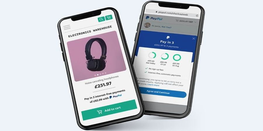 PayPal's Pay in 3 Service Debuts in the United Kingdom