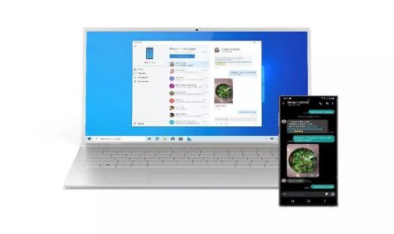 Windows 10 Your Phone App can Support Multiple Android Apps on Samsung Devices