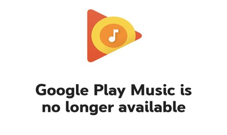 Google Officially Closes Down its Google Play Music Website and Mobile App