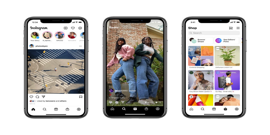Instagram Officially Launches Shopping in Reels