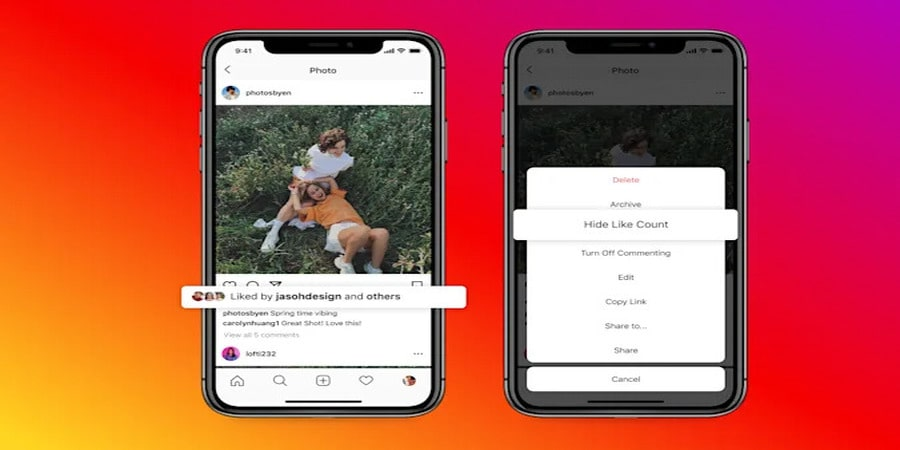 Instagram Hide Likes Option Now Available to All Users