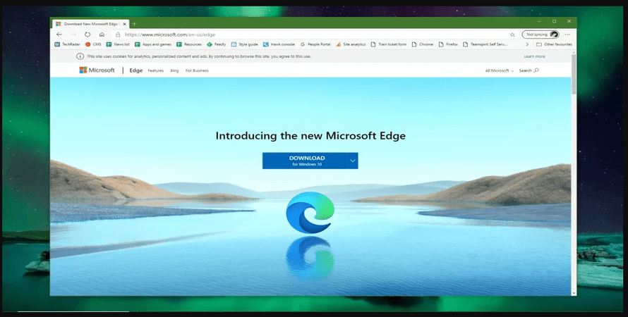Microsoft Edge Users will Soon be able to Set their Keyboards Aside and Search with Voice