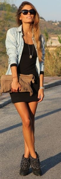 Inspiration Little Black Dress