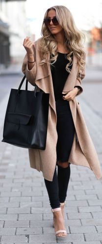 winter coat inspiration