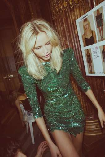 Glitter fashion inspiration