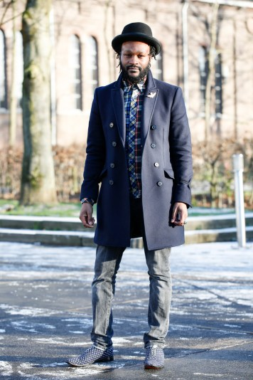 What to wear to fashion week