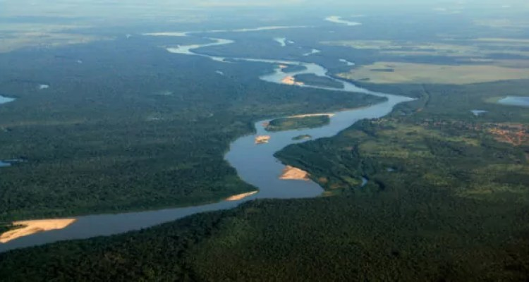 Rio Araguaia: A história de um velho com várias feições juvenis