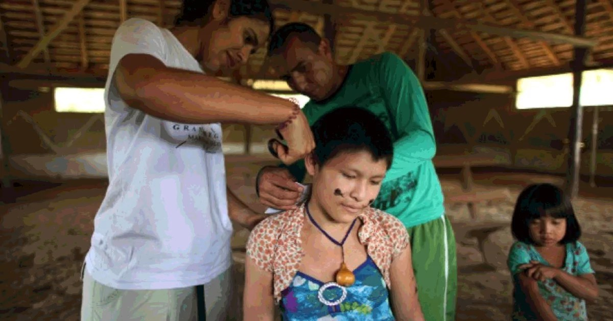 Yanomami: Um povo indígena contaminado por mercúrio