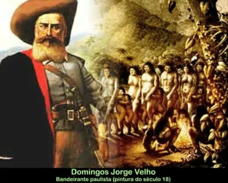 bandeirante Domingos Jorge Velho