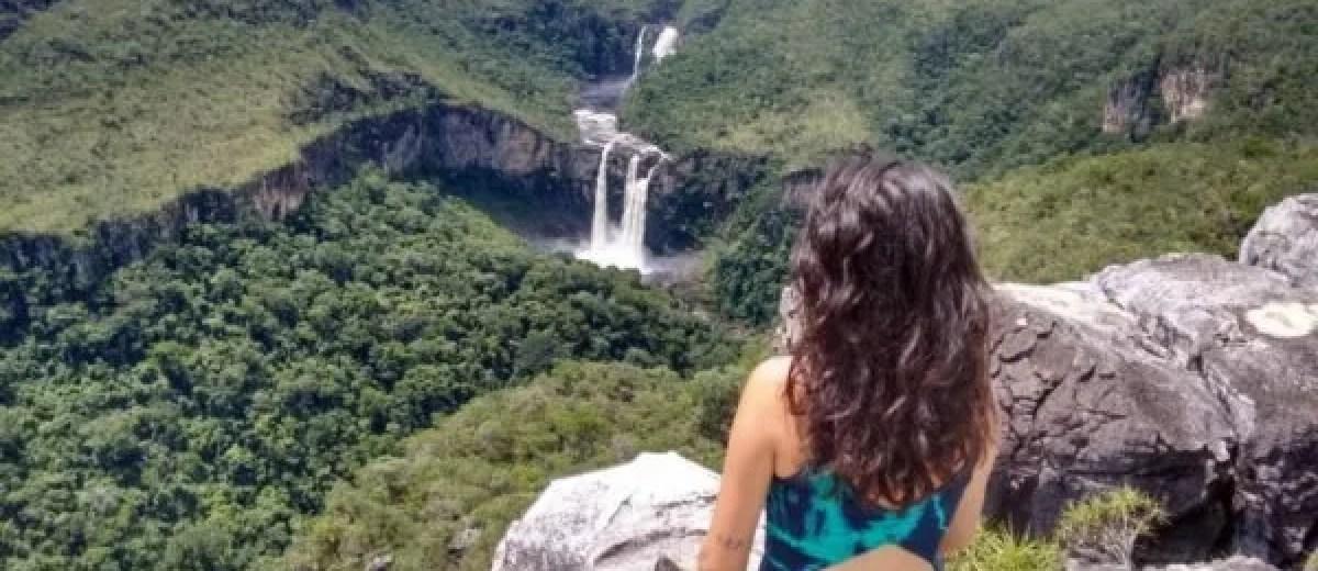 Cachoeira do Garimpão