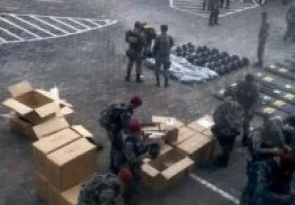 nationwide strike in Brazil greve geral