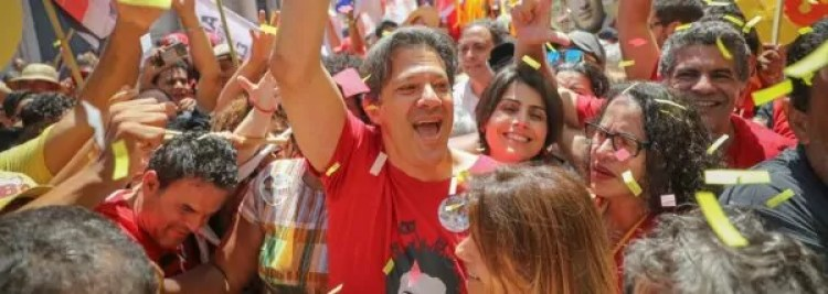 Eleitor Haddad