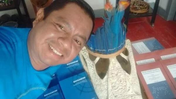"""""""Benny Machado, jovem do povo Tukano, volta para a avó criadora do mundo"""""""