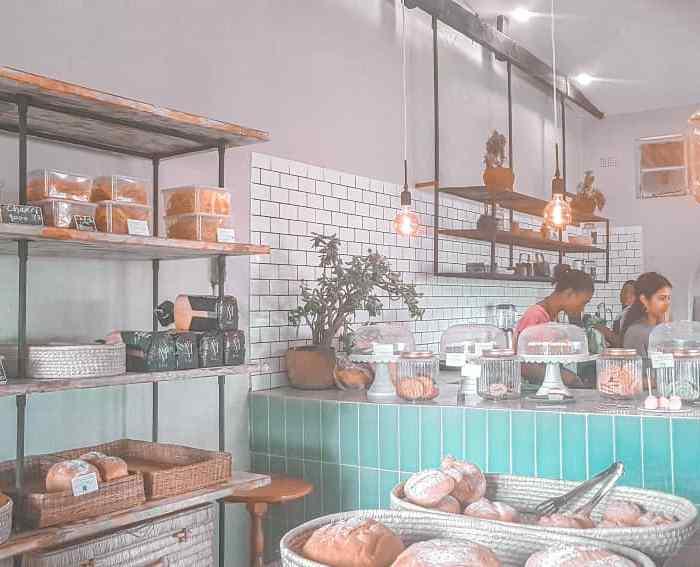 Lunch Date – Millies Artisan Bakery