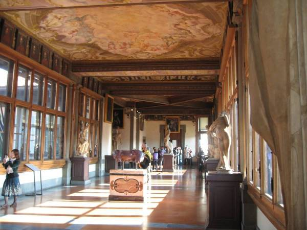 Uffizi In Florence - Xarj And Podcast
