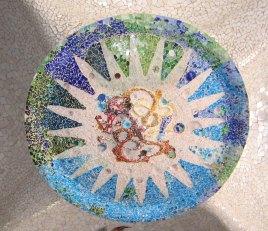 Gaudi Colors Art