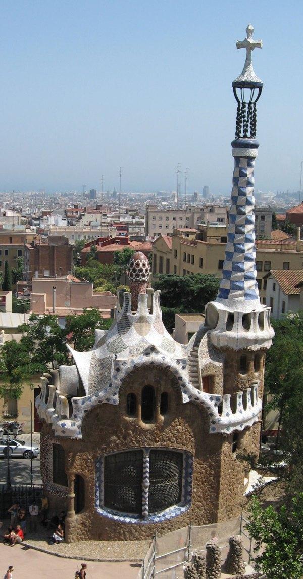 Gaudi Antoni Barcelona Spain Xarj And Podcast