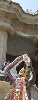 Gaudi Antoni Barcelona Spain Work of Art